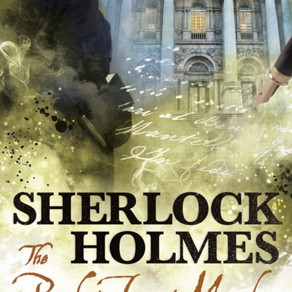 The New Adventures Of Sherlock Holmes By Tim Major