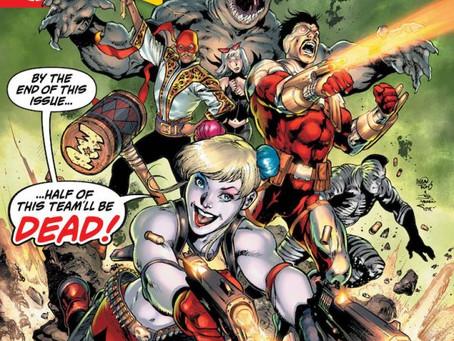 Suicide Squad Issue 1