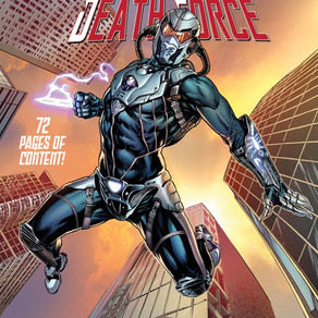 Grimm Universe Presents Quarterly: Zodiac vs. Deathforce Review