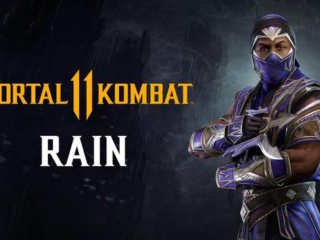 New Mortal Kombat 11 Ultimate Gameplay Trailer Showcases the Return of the Edenian Demigod – Rain