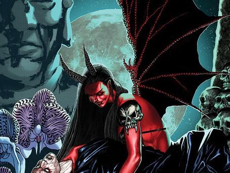 Purgatori Returns in New Series This October!