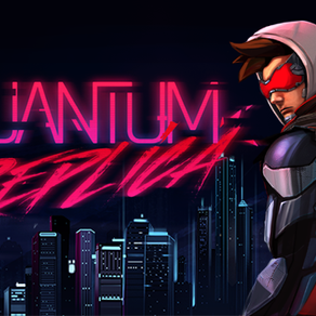 Quantum Replica Is Out NOW!