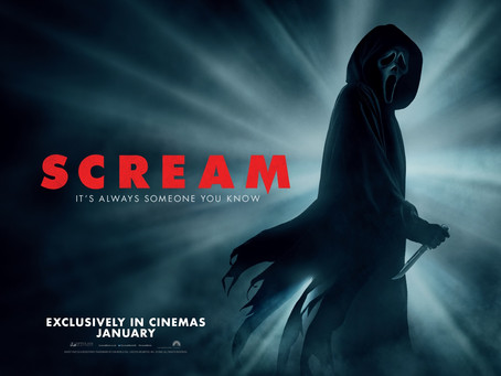 From Paramount Pictures and Spyglass Media Group...SCREAM!