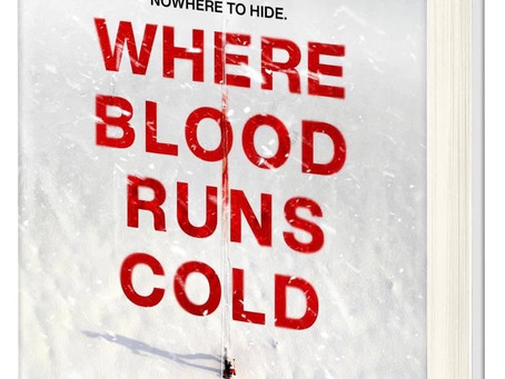 When Blood Runs Cold by Giles Kristian