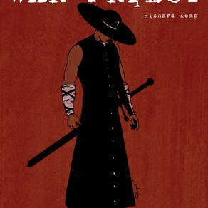 War Priest - Issue 1 Review