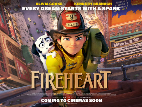 Fireheart Trailer And First Poster
