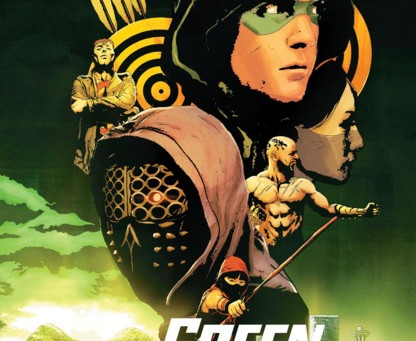 Green Arrow: War of the Clans Review