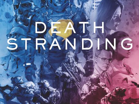 DEATH STRANDING THE OFFICIAL NOVELIZATION VOLUME 1 & 2