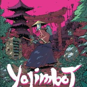 Yojimbot - Metal Silence Part 1 Review