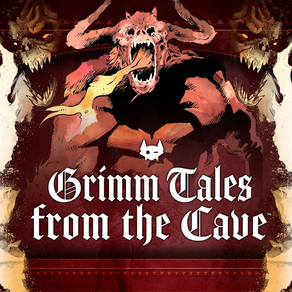 Grimm Tales From The Cave by Mad Cave Studios!