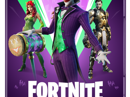 Warner Bros. Interactive Entertainment, Epic Games and DC Announce All-New Fortnite Bundle.