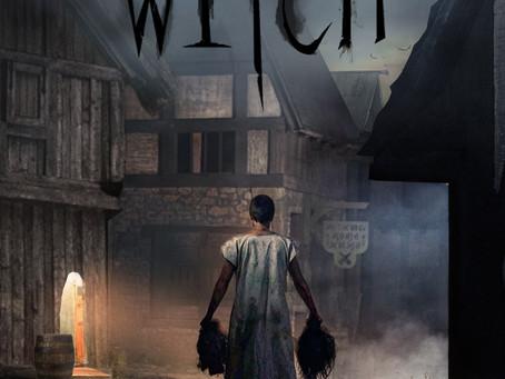 "SKYLARK VISION WRAP MEDIEVAL FANTASY HORROR: ""WITCH"""