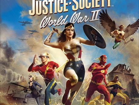 JUSTICE SOCIETY: WORLD WAR II