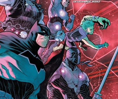 Justice League: No Justice!