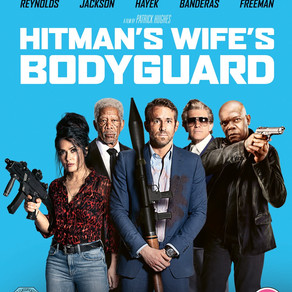 Hitman's Wife's Bodyguard Review