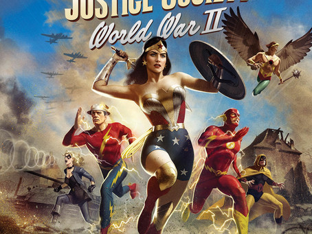 Justice Society World War II Review