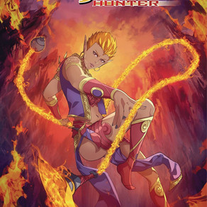 Djinn Hunter - Issue 1 Review