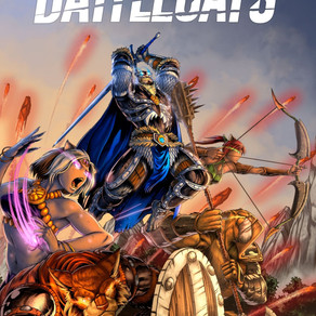 Battlecats Vol. 1 - The Hunt for the Dire Beast Review