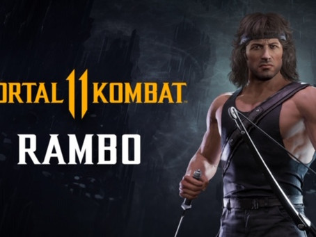 Rambo Joins the Fight in New Mortal Kombat 11 Ultimate!