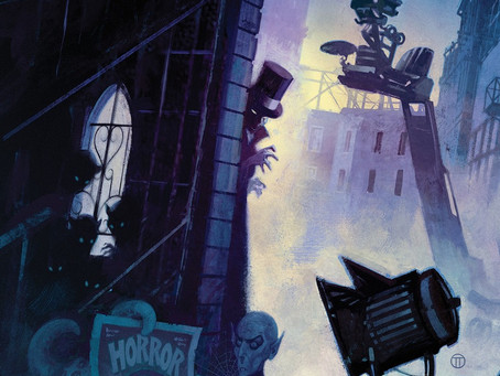 Movie Horror Becomes Real in R.L. Stine's JUST BEYOND: MONSTROSITY