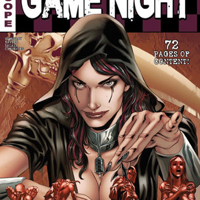 Grimm Tales of Terror: Game Night Review