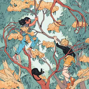 Your First Look at Sas Milledge's Modern Witchcraft in MAMO #1