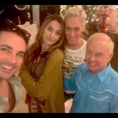 Tom, Paris, Ink and Elliot