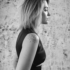 Shoulder tattoo - April 2018