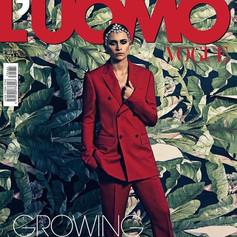 L'UOMO VOGUE - NOVEMBER/DECEMBER 2017