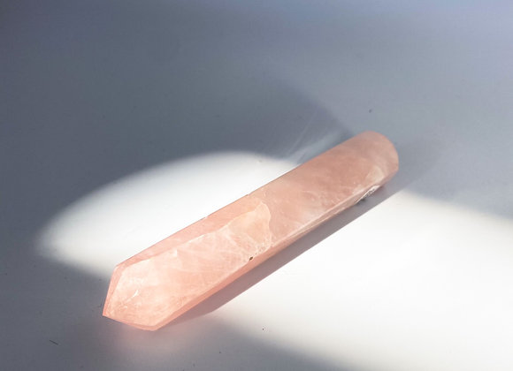 Rose Quartz Wand