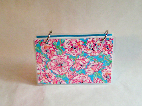 Index Card Binder