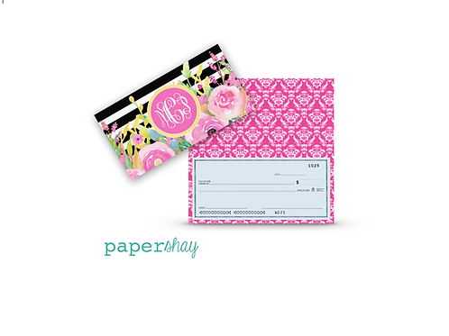 Checkbook Cover