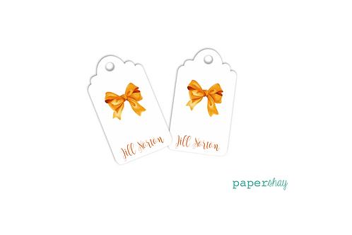 Hang Tags--Bow