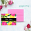 Thumbnail: Fold Over Note Cards--Bright Floral