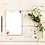 Thumbnail: Personalized Notepad FLOWER