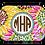 Thumbnail: Car Mats Personalized--Sunflowers