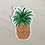 Thumbnail: Hang Tags, Die Cut--Pineapple