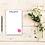 Thumbnail: Personalized Notepad FLAMINGO