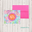 Thumbnail: Fold Over Note Cards--Reef