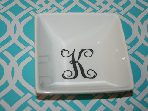 Trinket Dishes Personalized
