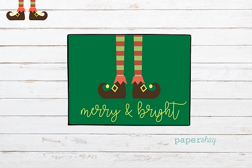 Welcome Mat-Merry and Bright