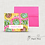 Thumbnail: Flat Note Cards--Personalized/Sunflowers