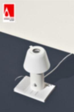 Iris Lamp - A' Design Award Silver - Beh