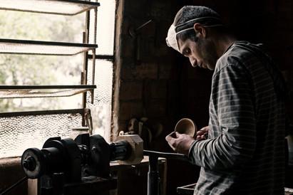 O brilho e o artesão: a beleza do processo