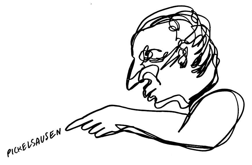 JOACHIM MEYERHOFF LESUNG SCHAUBÜHNE BERLIN CHARLIE CASANOVA