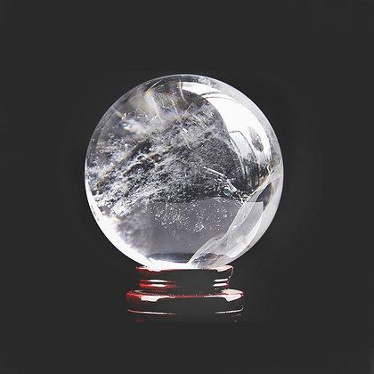 स्फटिक बॉल