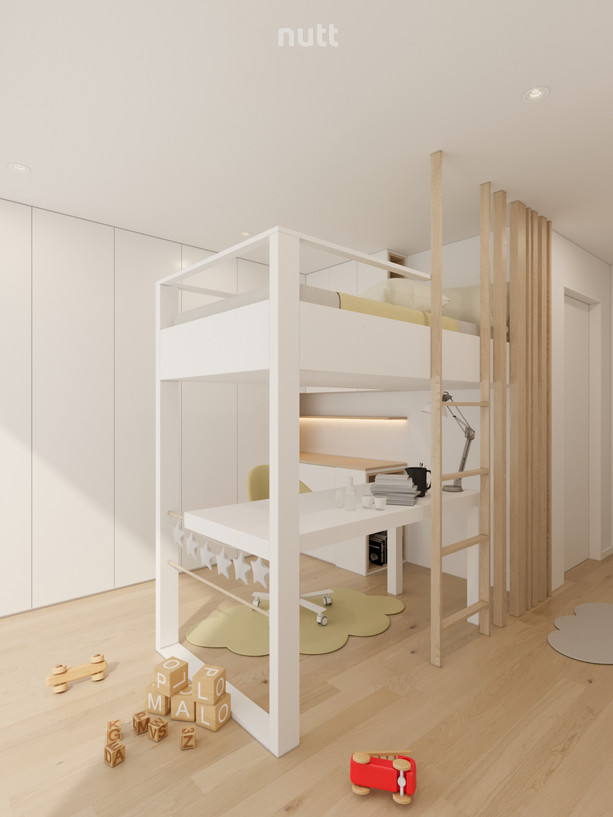 Bunk Bed - Option 2