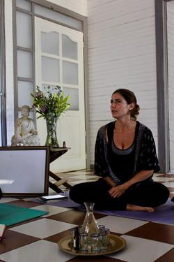 Sesion Amor propio con Irene Zamora