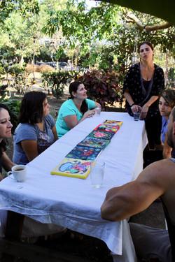 Sesion Arte Terapia Irene Zamora