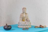 Área de meditación